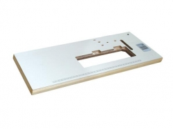 木贴边白面台板