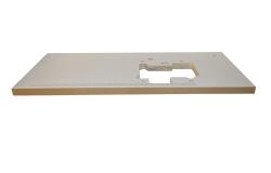 PVC封边米格面台板