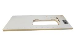 PVC封边白面台板