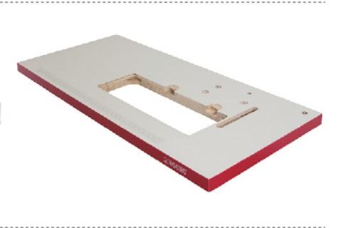 直边PVC台板