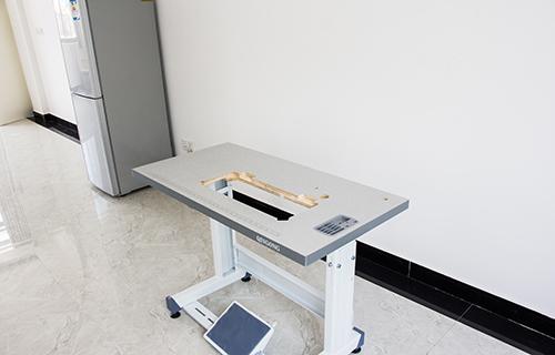 缝纫机台板